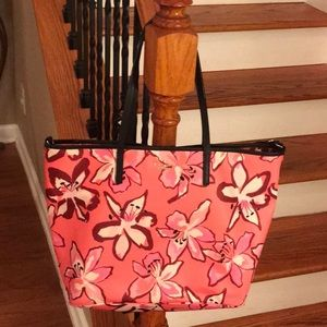 ♠️ Kate Spade Floral large tote/Baby bag ♠️